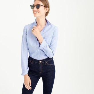 Everyday shirt in end-on-end cotton $69.50 thestylecure.com