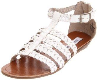 Steve Madden Women's Paggan T-Strap Sandal