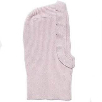 Baby CZ Cashmere Pink Ruffle Cap