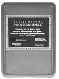 Chicago Metallic 16.75x12x1-in. Nonstick Professional Nonstick Jelly Roll Pan
