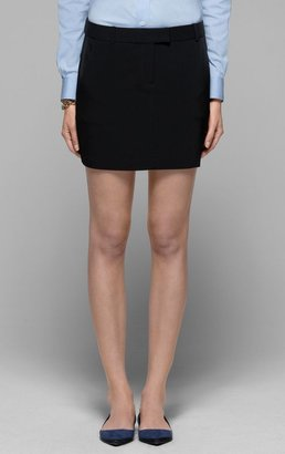 Theory Evan Skirt in Priceless Bistretch