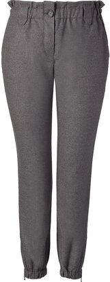 L'Agence LAgence Grey flannel pants