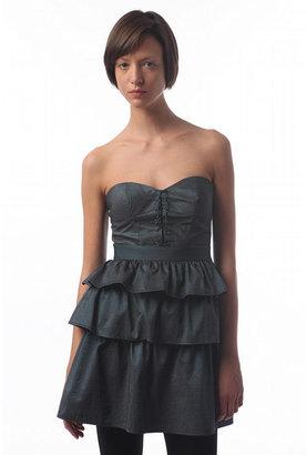 Kimchi & Blue Kimchi Blue Bianca Stripe Dress