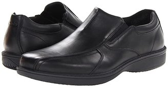 Clarks Wader Twin (Black Leather) Men's Shoes