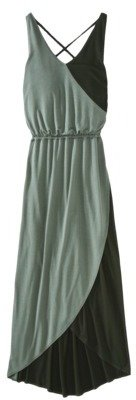 Mossimo Womens Crossover Maxi Dress - Assorted Colors