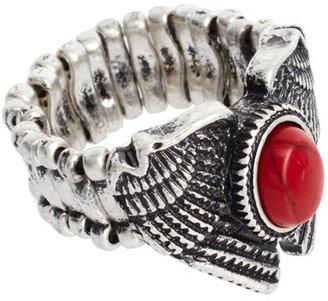 ASOS Aztec Wing Detail Ring
