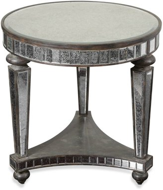 Uttermost Sinley Antique Mirrored Accent Table