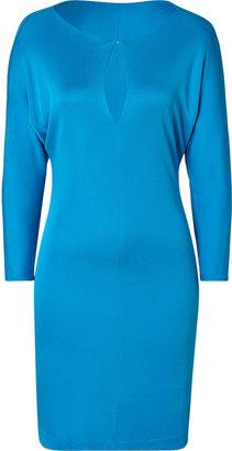 Ralph Lauren Black Label Caribbean Blue Dress