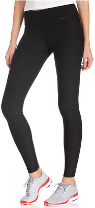 Nike Legend 2.0 Dri-FIT Active Leggings $68 thestylecure.com