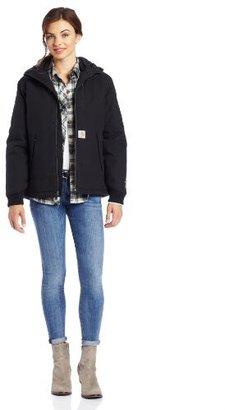 Carhartt Women's Quick Duck Woodward Jacket