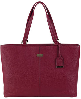 Cole Haan Village Leather Tech Tote Bag