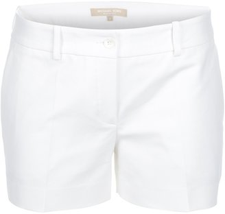 Michael Kors button fastening short