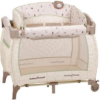 Baby Trend Mini Nursery Center Play Yard - Zoomania