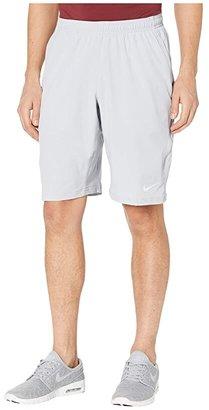 Nike N.E.T. 11 Woven Short (Sky Grey/White) Men's Shorts