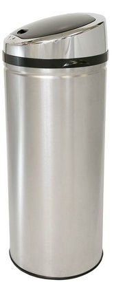 iTouchless 13-gallonTouchless Trashcan® NX