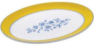 Paula Deen 10x14-in. Oval Spring Prelude Serving Platter