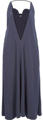 Maison Martin Margiela two-piece evening gown