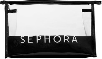 Sephora Signature Clear Cosmetic Bags