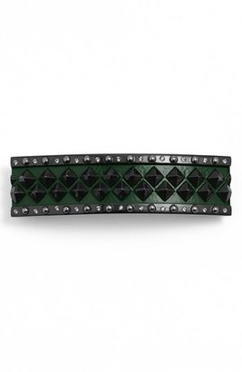 L. Erickson 'Speakeasy' Studded Barrette