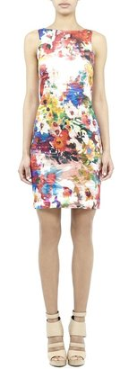 Nicole Miller Ford Floral Dress