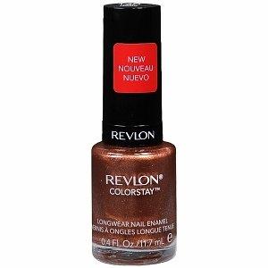 Revlon ColorStay Longwear Nail Enamel, Indigo Night