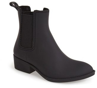 Women's Jeffrey Campbell 'Stormy' Rain Boot $54.95 thestylecure.com