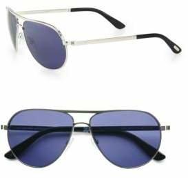 Tom Ford Marko 58MM Aviator Sunglasses