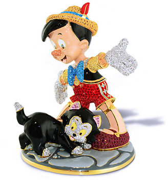 Disney Pinocchio and Figaro Figurine