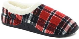 Homeys Plaid Slippers
