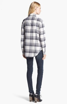 Elizabeth and James 'Pam' Plaid Flannel Shirt