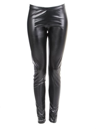 GENERATION LOVE Faux Leather Leggings