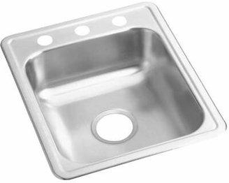 "Elkay Dayton 21"" L x 17"" W Drop-In Bar Sink"