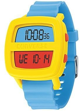 Converse Re-Mix Yellow Digital Watch