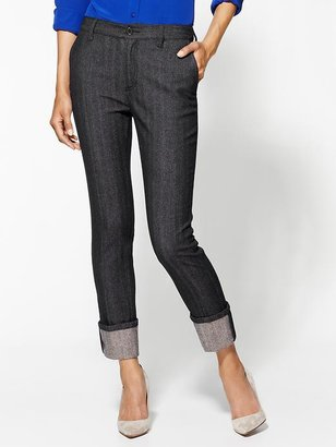 Marc by Marc Jacobs Vanya Herringbone Pant