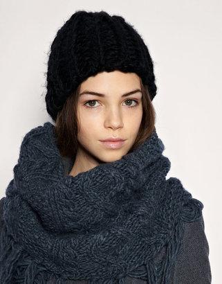 Asos Chunky Knit Hat