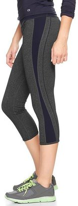 Gap GapFit gFast heathered colorblock capris