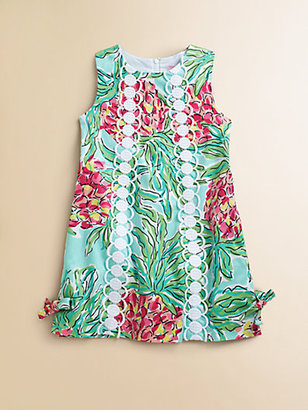 Lilly Pulitzer Toddler's & Little Girl's Little Lilly Shift Dress