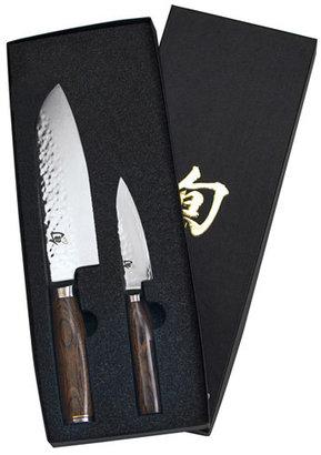Shun Premier Knife Set, 2 pieces