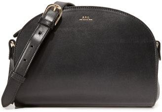 A.P.C. Half Moon Bag $455 thestylecure.com