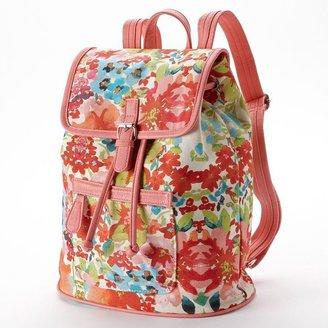 Candies Candie's® julie floral backpack