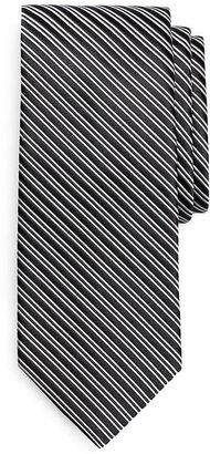 Brooks Brothers Satin Twin Stripe Tie