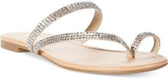 INC International Concepts Women's Mistye2 Flat Sandals