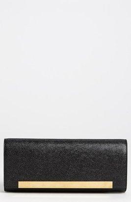 Saint Laurent 'Lutetia - Palmellato' Leather Clutch