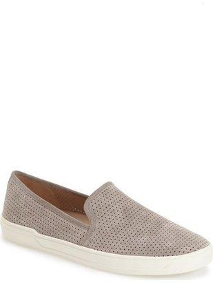 Via Spiga 'Galea' Leather Slip-On Sneaker (Women) $175 thestylecure.com