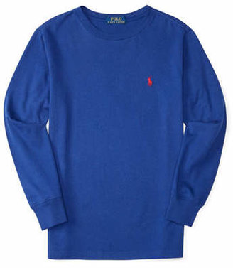 Ralph Lauren Cotton Crew Neck Sweater