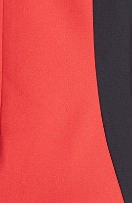 Nordstrom FELICITY & COCO Colorblock Body-Con Dress Exclusive)