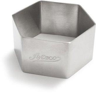 Ateco Stainless Steel Hexagon Mold