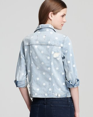Marc by Marc Jacobs Jacket - Lily Dot Jean