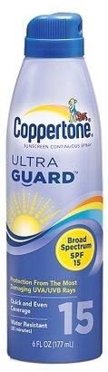Coppertone UltraGuard Continuous Spray Sunscreen