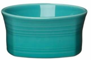 Fiesta Square Soup Bowl in Turquoise